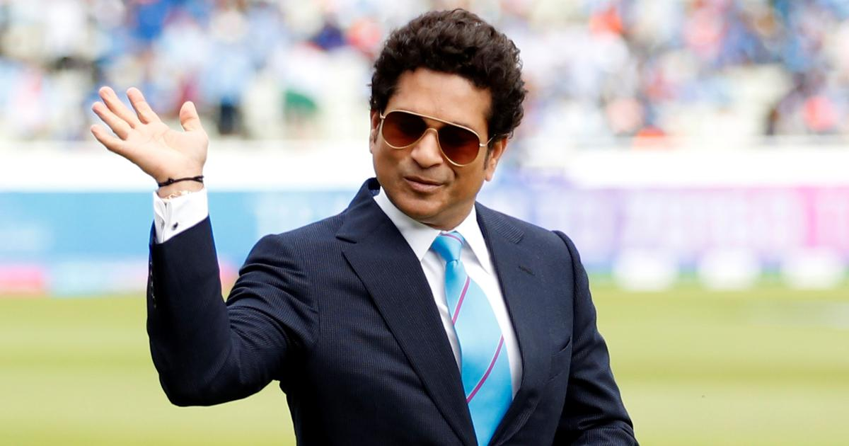 Another Super Over should decide winner instead of boundaries: Tendulkar on World Cup final drama