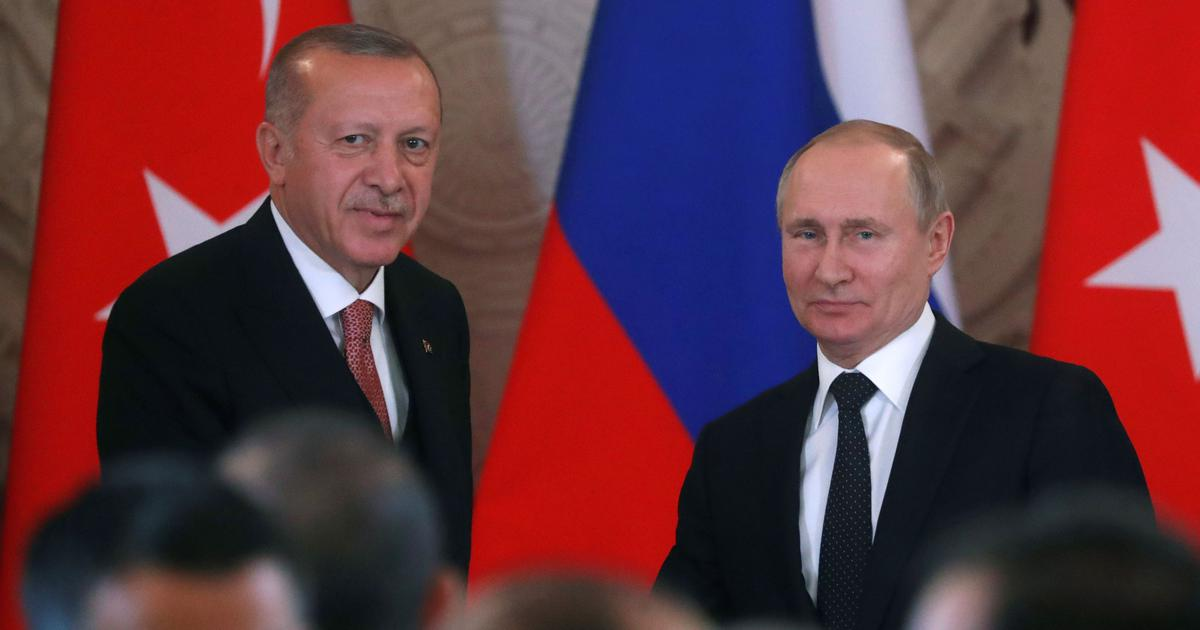 NATO's challenge: The growing romance between Turkey-Russia, two nations betrayed by Western Europe