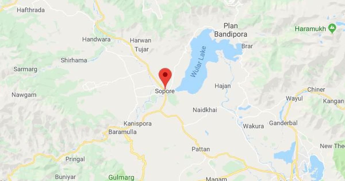 Jammu and Kashmir: Two suspected militants killed in Sopore during encounter, say police