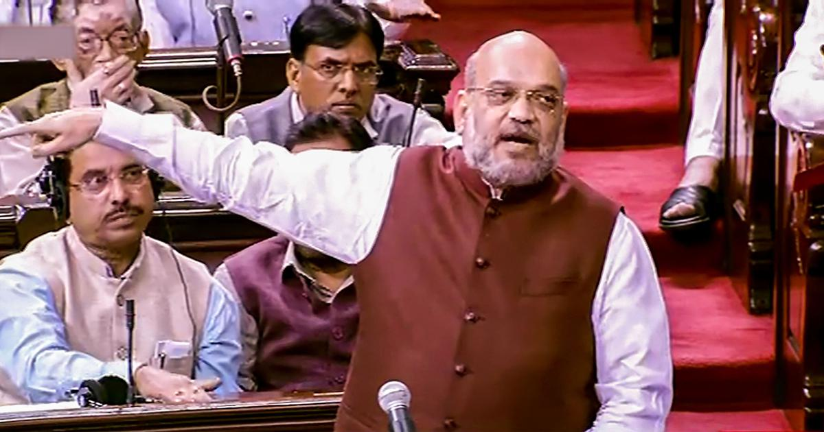 Fact-checking Amit Shah's claim that Article 370 and Article 35A kept Jammu and Kashmir poor