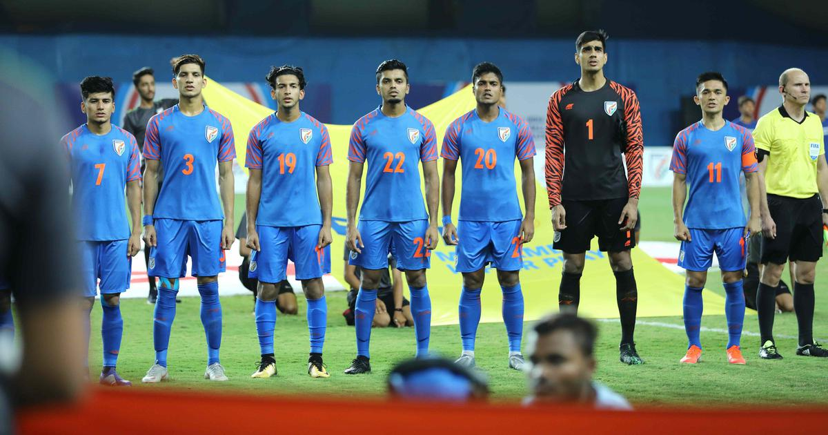 Football: Here's all you need to know about India's tricky group for 2022 World Cup qualifiers