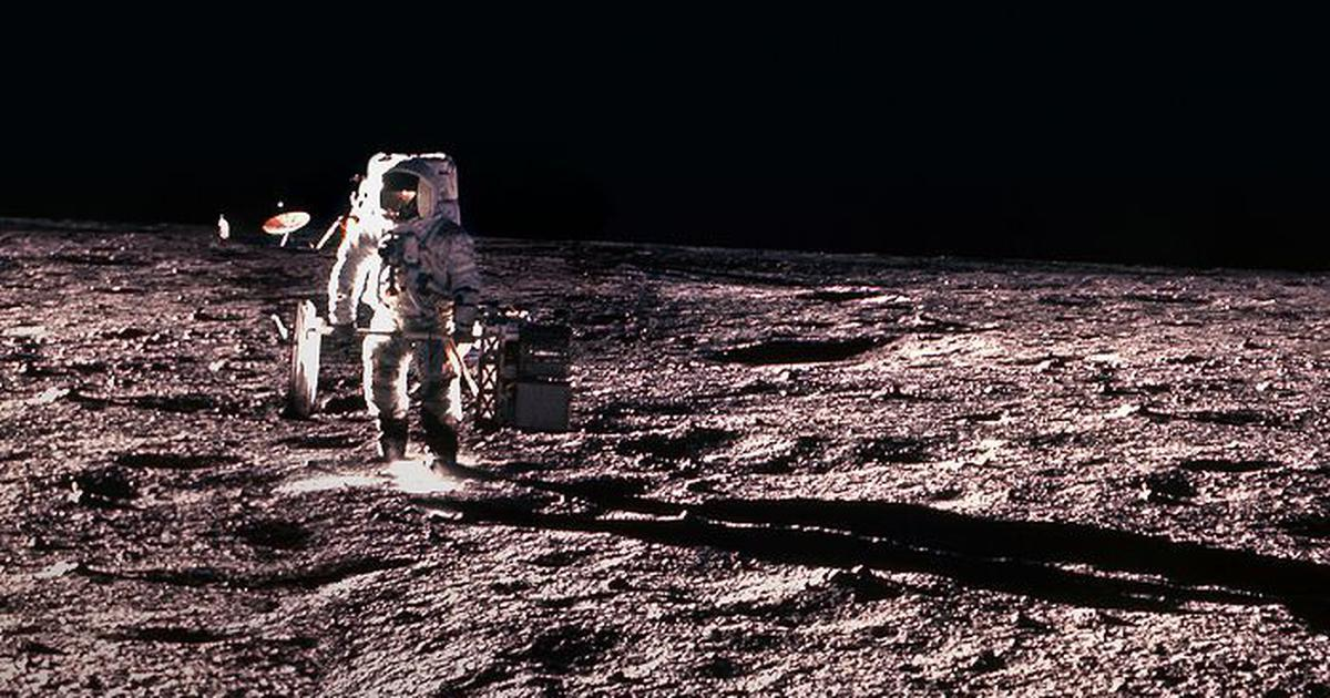 Behind that 'giant leap for mankind': Discovery documentary sheds new light on 1969 moon landing