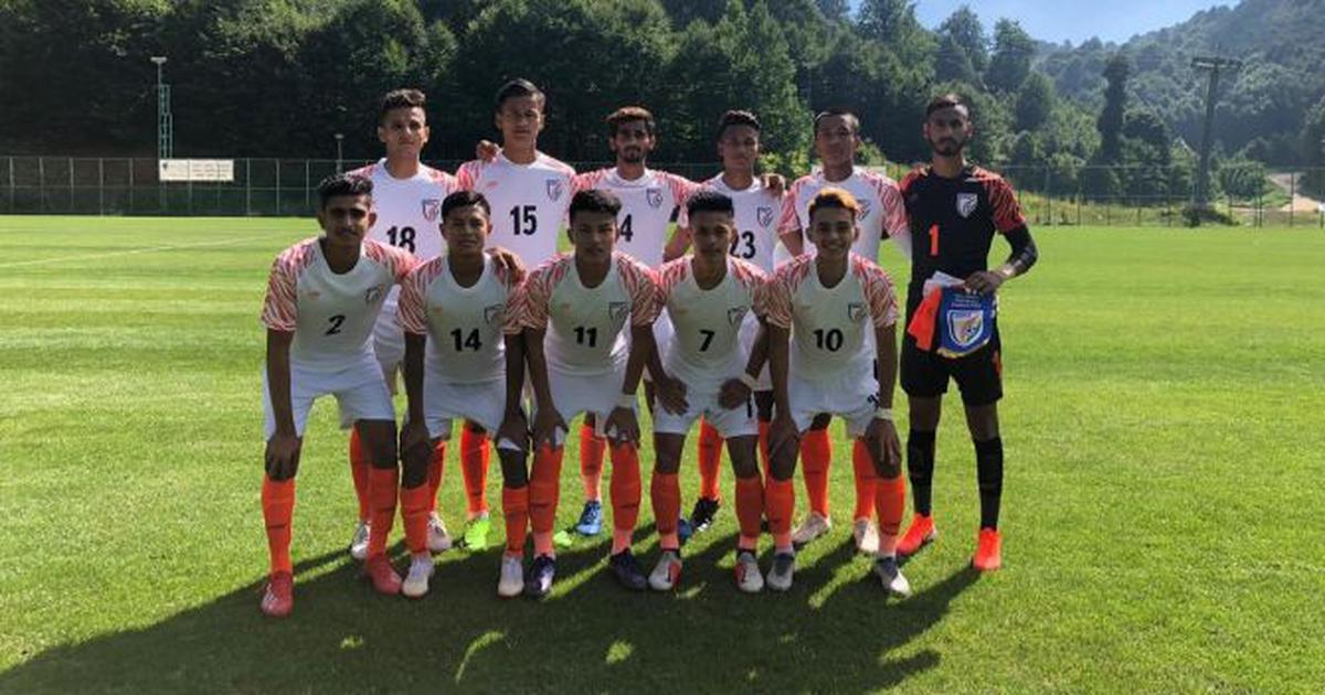 Football: After successive defeats, India face Afghanistan in final AFC U-19 C'ship qualifier match