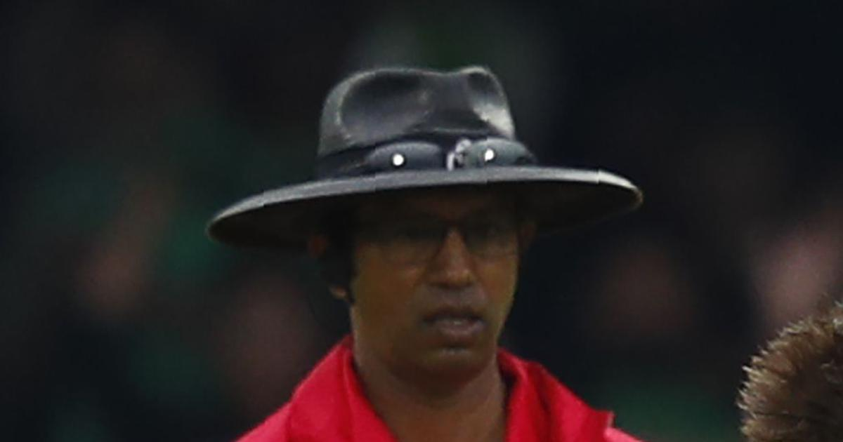 World Cup 2019: Umpire Dharmasena admits mistake in awarding England extra overthrow run against NZ