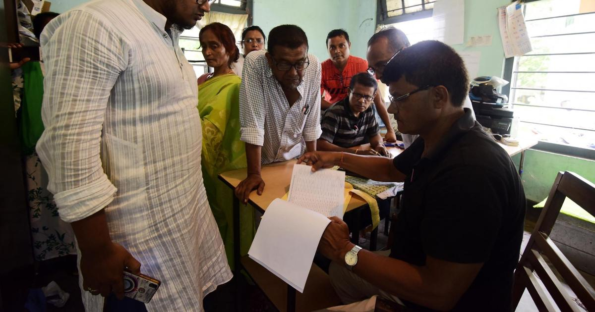 NRC: Assam government will give legal help to those excluded from final list, says home ministry