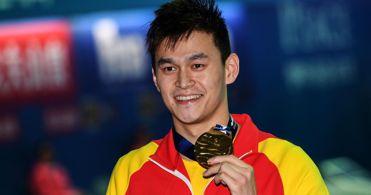 World championship swimmers back Horton's 'risky' protest as Sun Yang doping row boils over