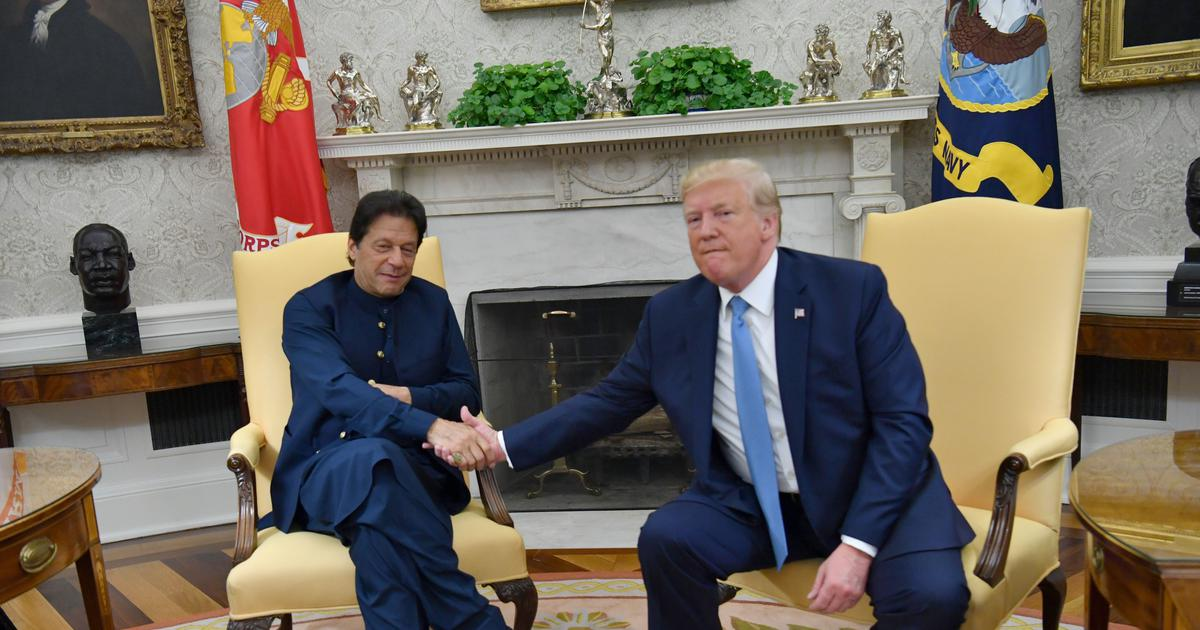 Trump dials Imran Khan after talking to Modi, urges them to reduce tensions over Kashmir dispute