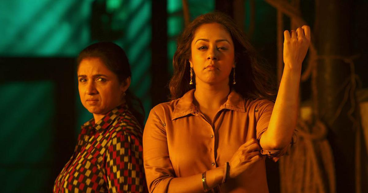 'Jackpot' trailer: Revathi and Jyothika team up for action comedy