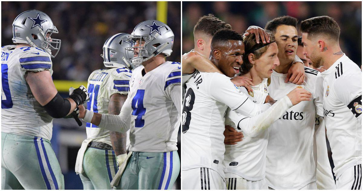 The most valuable teams of 2019: Dallas Cowboys retain top spot, Manchester United slip to sixth