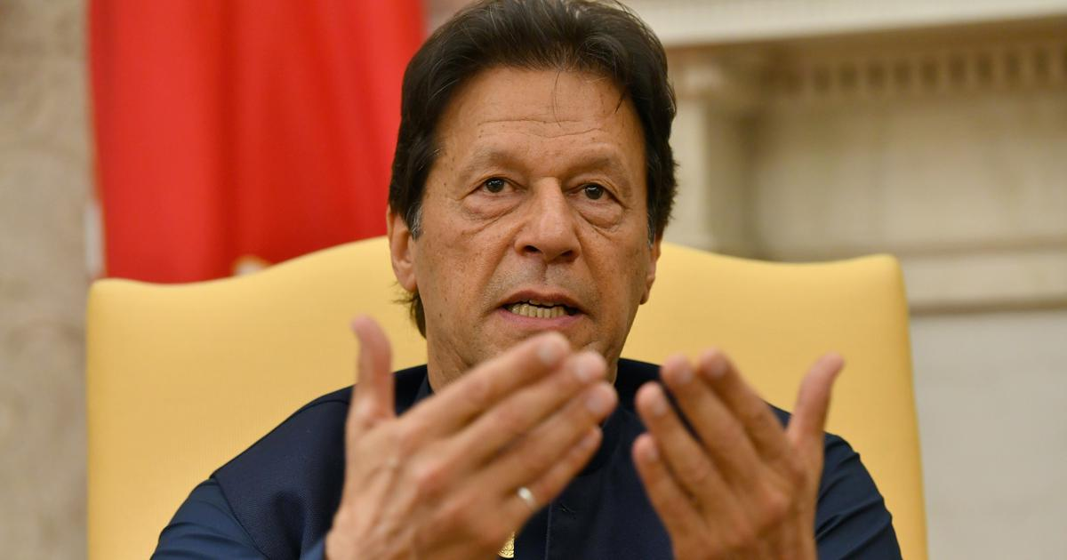 After Imran Khan admits to presence of militants in Pakistan, India calls it a 'glaring admission'