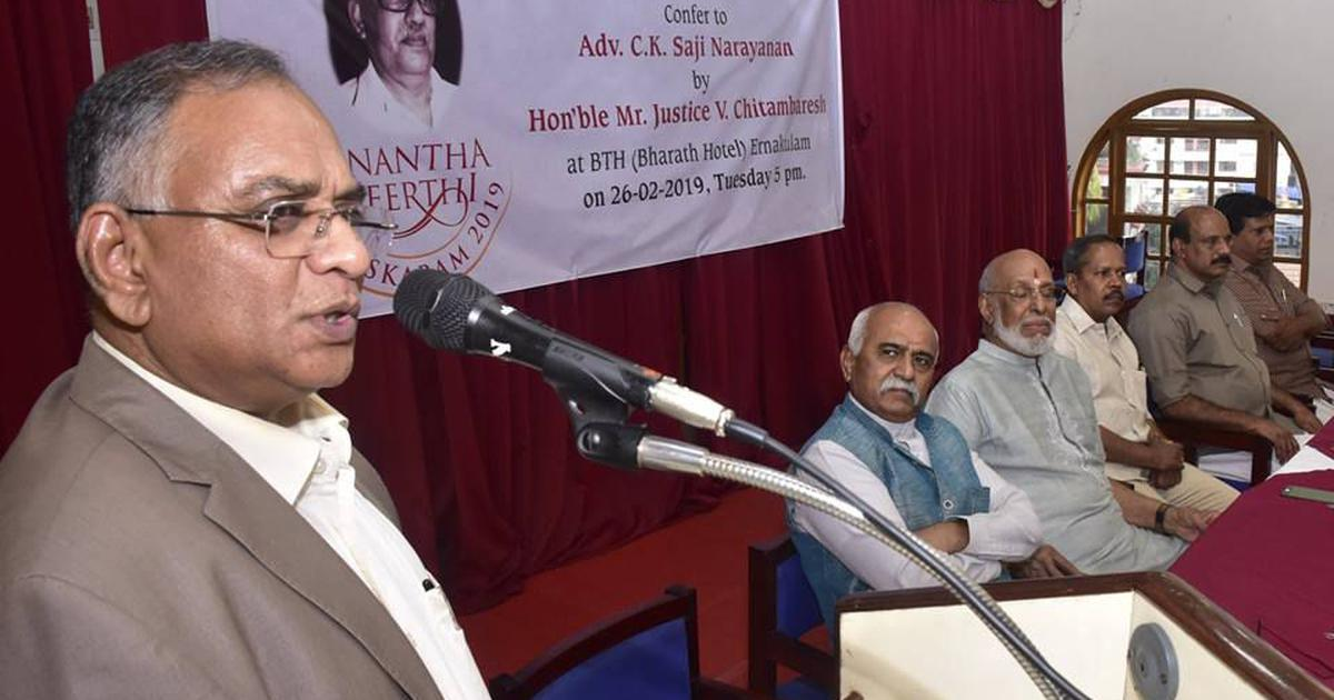 The Daily Fix: Kerala judge who glorified Brahmins must be admonished – but there's no way to do so