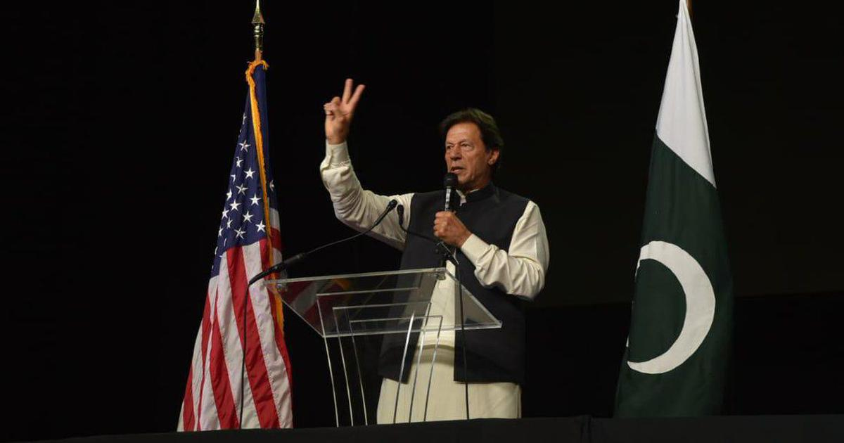View from Pakistan: Imran Khan's US carnival was high on emotion and low on facts