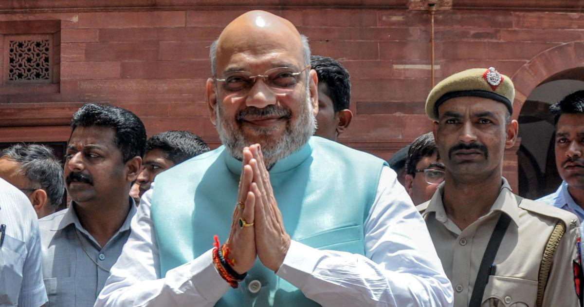Amit Shah proposes bill revoking Article 370, turning Jammu & Kashmir, Ladakh into Union Territories