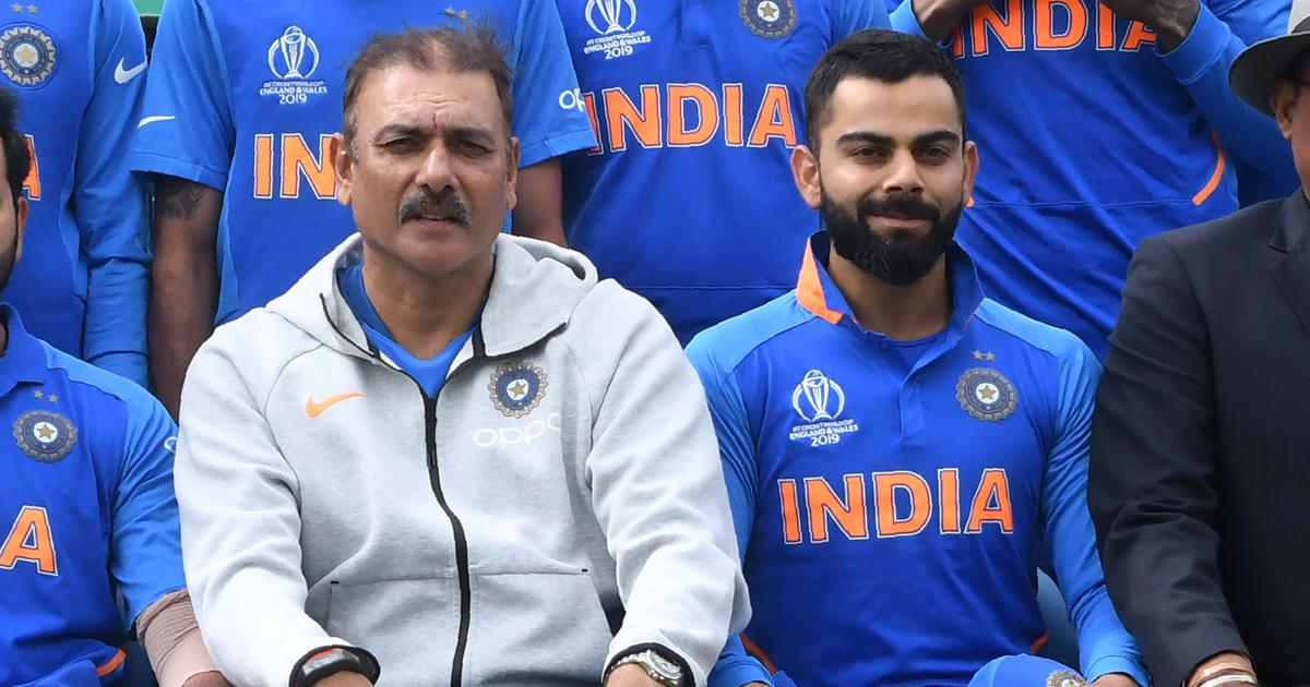 Debate: Should Ravi Shastri continue as the coach of the India men's cricket team?