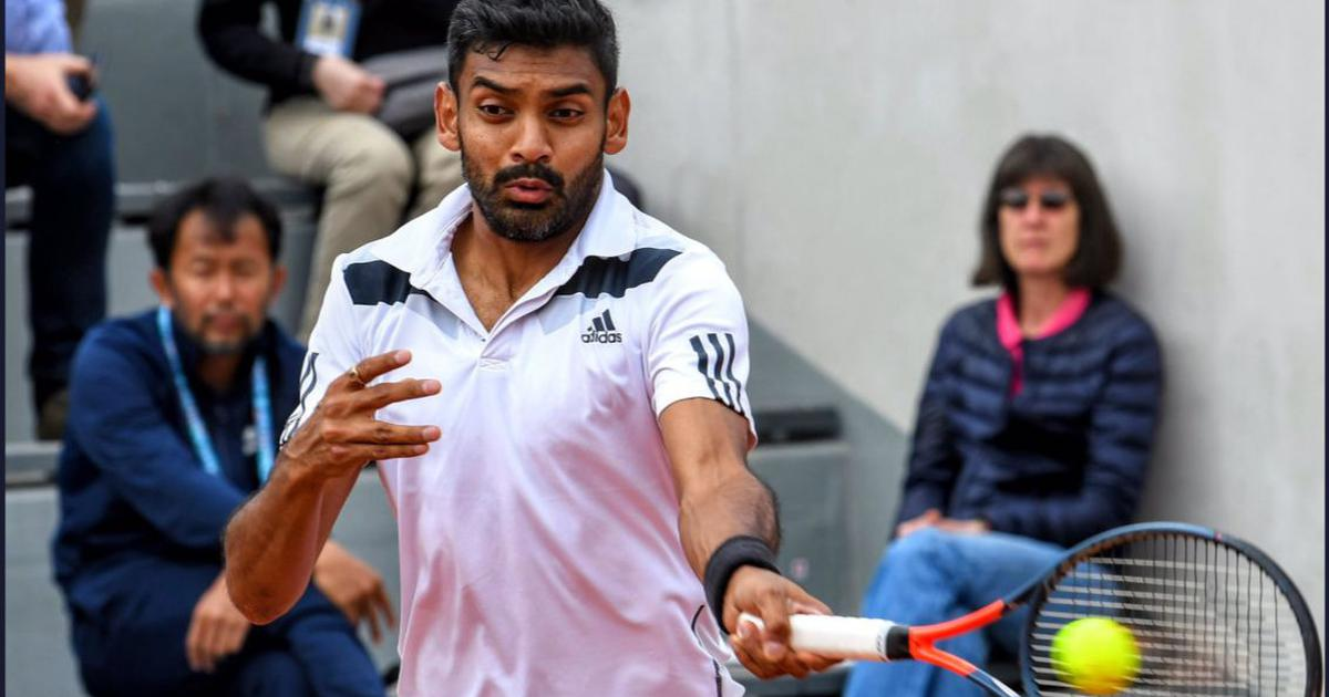 Indian tennis: Sharan-Sitak reach men's doubles 2nd round, Bopanna-Uchiyama lose to Bryan brothers