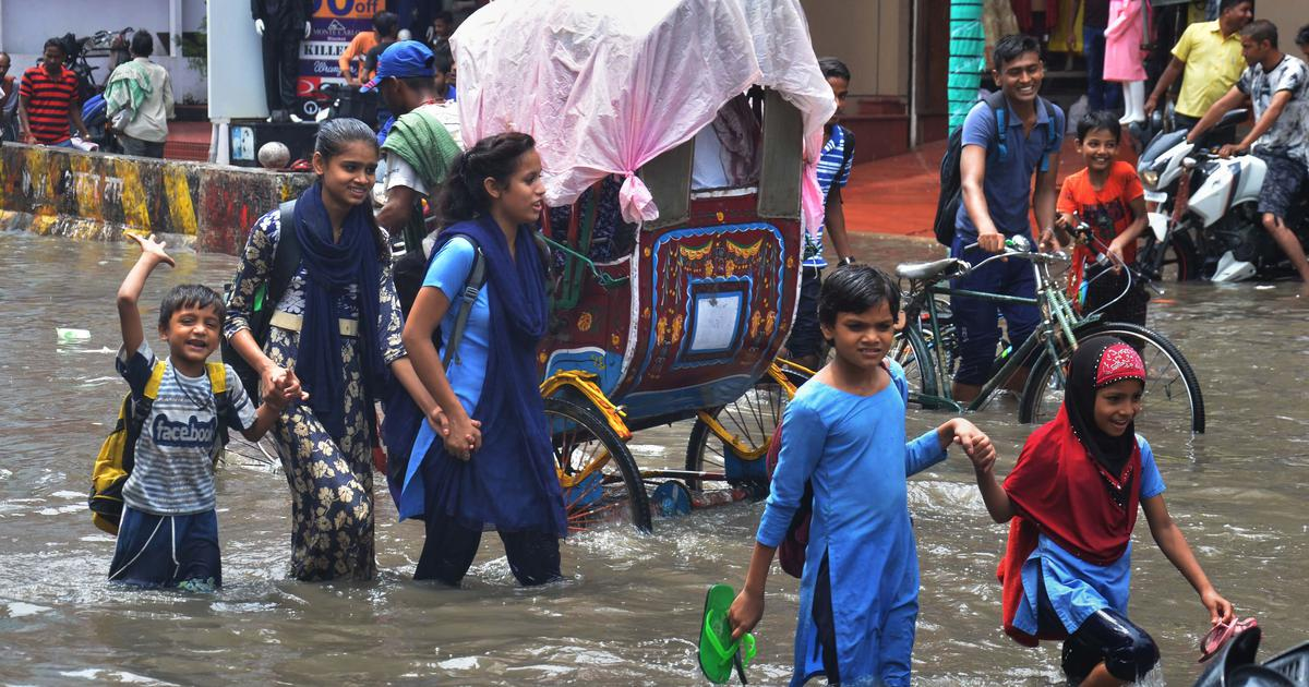 Floods: India says eight countries shared satellite data to assist in relief operations