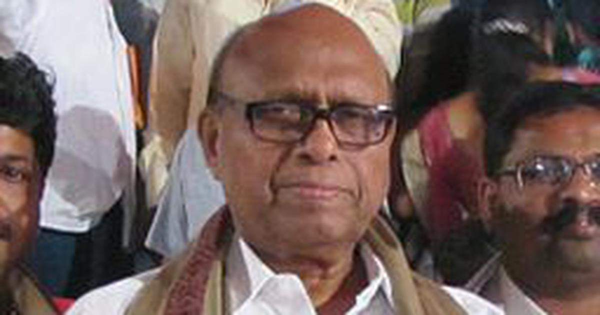 Eknath Gaikwad named acting president of Mumbai Congress two months after Milind Deora resigned