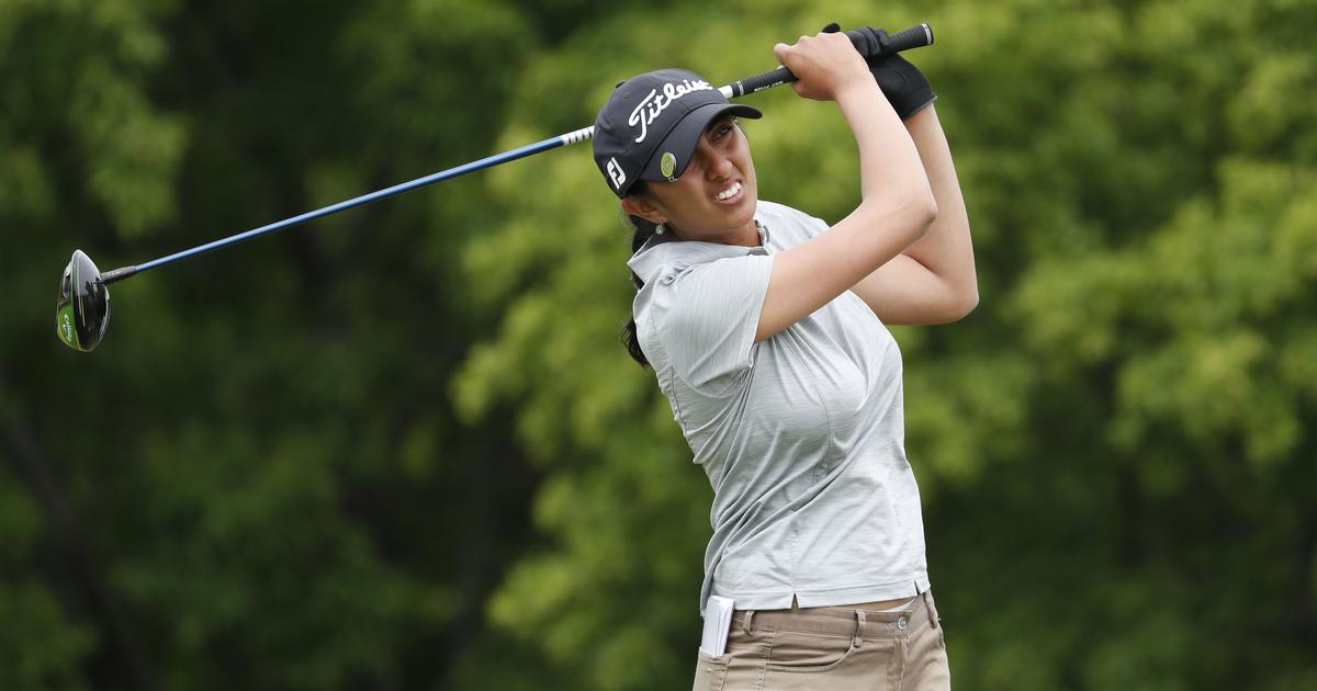 Golf: Aditi Ashok set for her 19th Major as she tees off Women's Open at Carnoustie