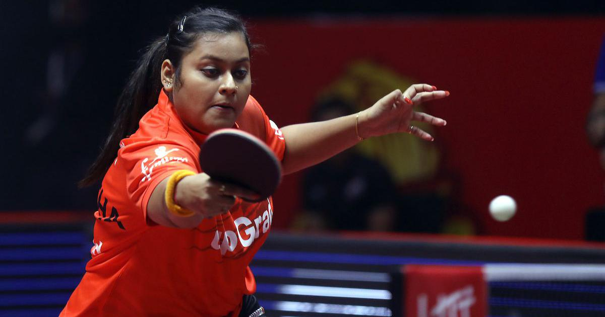 Table tennis: How Sutirtha Mukherjee rose from a ban before Rio 2016 to Tokyo Olympics qualification