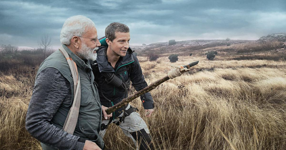'Man Vs Wild': Congress asks Discovery Channel to reveal when it shot episode featuring Modi