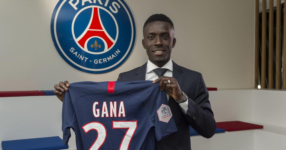 Football: PSG sign Senegal midfielder Idrissa Gueye from Everton on four-year contract