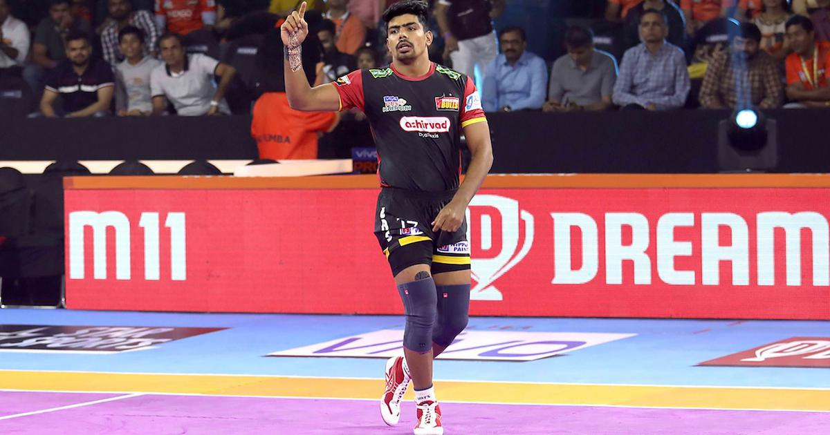 From almost quitting the game to becoming a record-breaker in Pro Kabaddi:  Rise of Pawan