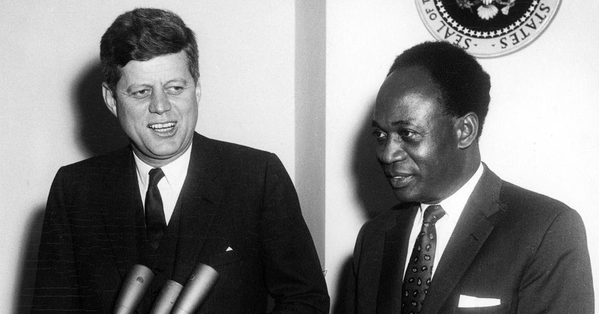 Kwame Nkrumah: Why the hero of Ghana's independence struggle is often considered a villain