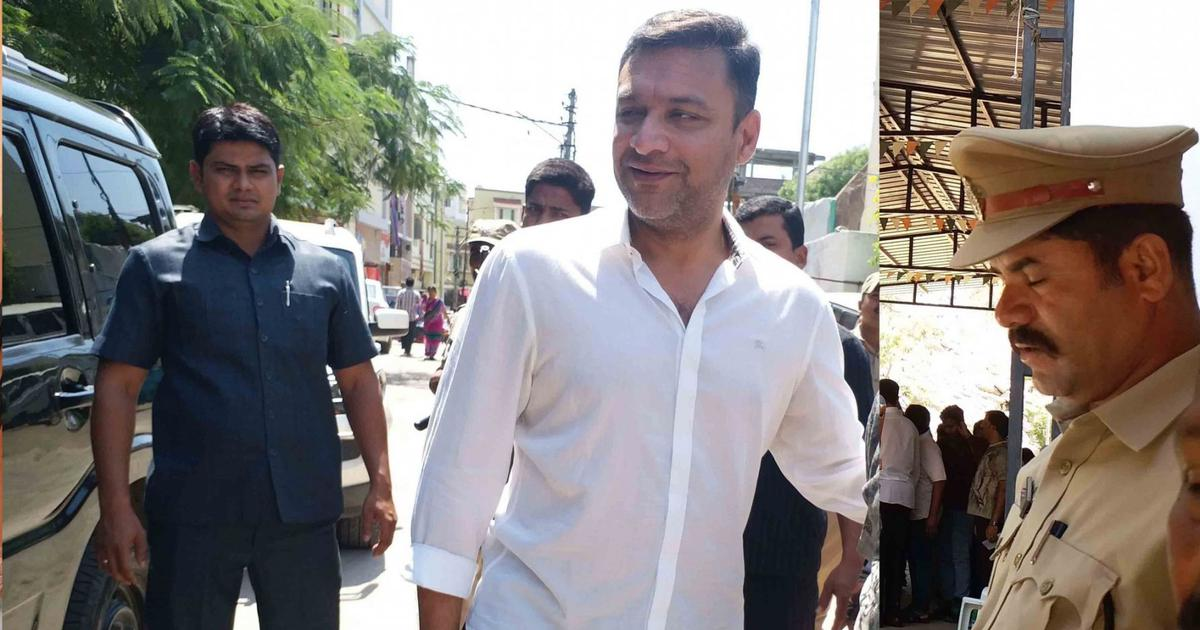 Telangana: Two complaints filed against Akbaruddin Owaisi for alleged hate speeches, say reports