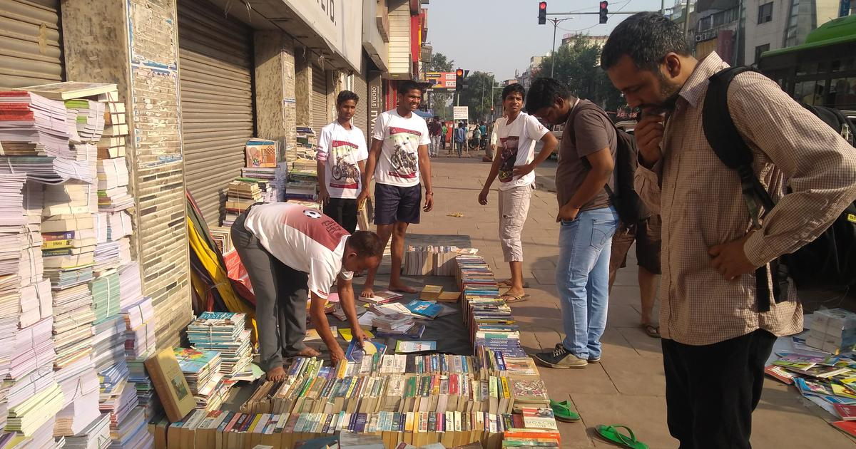 Will Delhi soon have a Daryaganj-used-books-market-shaped hole?