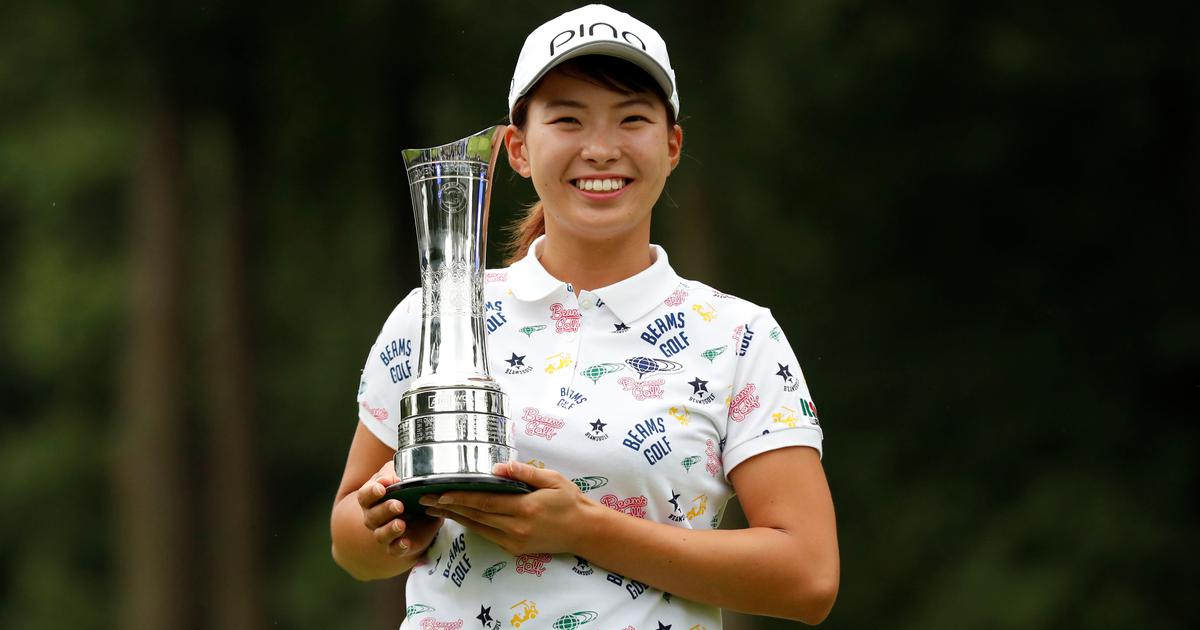 Golf: Japan hails Hinako Shibuno for winning Women's British Open on her Major debut