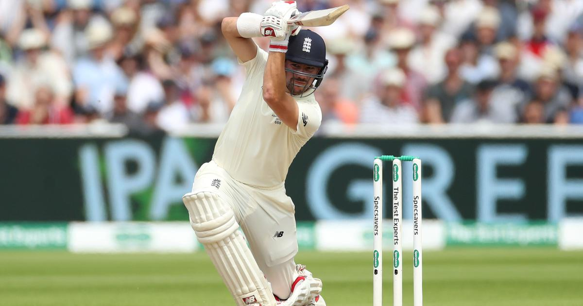 Ashes: England's Rory Burns becomes just the 10th cricketer to bat ...