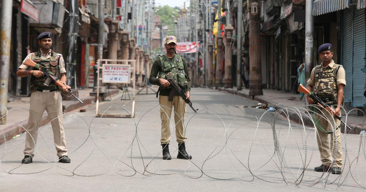 J&K special status: Amnesty International cautions Centre on human rights violations in state