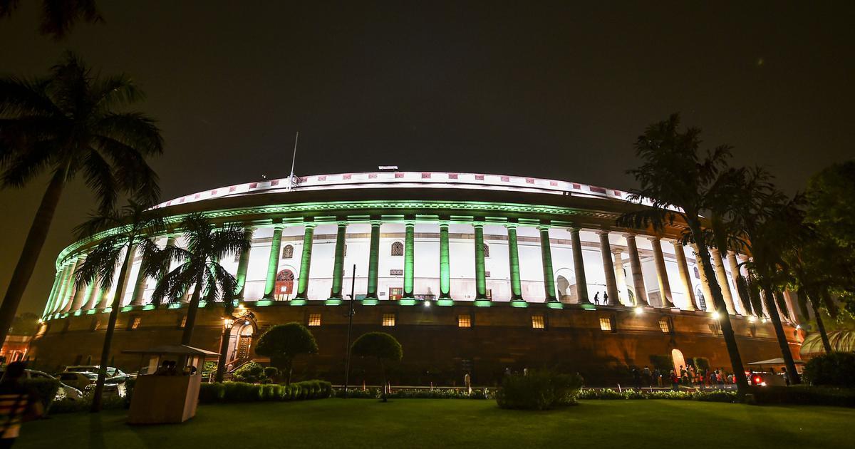 संसद के नए भवन के निर्माण पर विचार किया जा रहा है : ओम बिड़ला