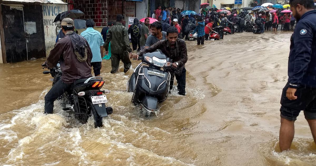 IMD predicts heavy rain in parts of western coast, schools closed in some Karnataka districts