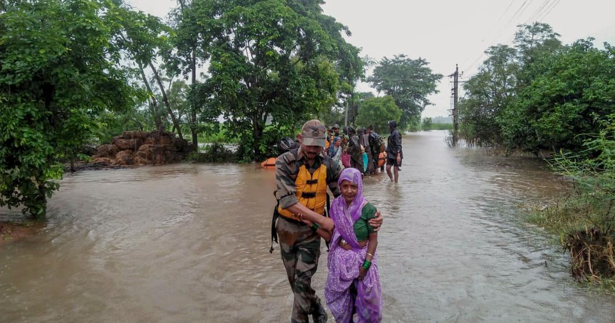 Flood warning: Schools and colleges closed in Goa and