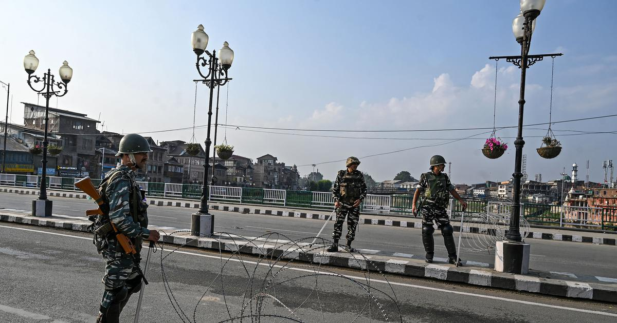 J&K lockdown: Amnesty International says SC's refusal to pass orders a blow to residents