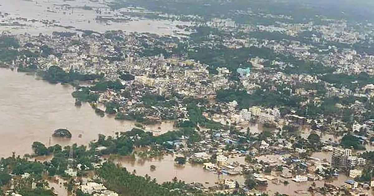Maharashtra rain: Nine killed, four missing as boat rescuing residents capsizes in Sangli