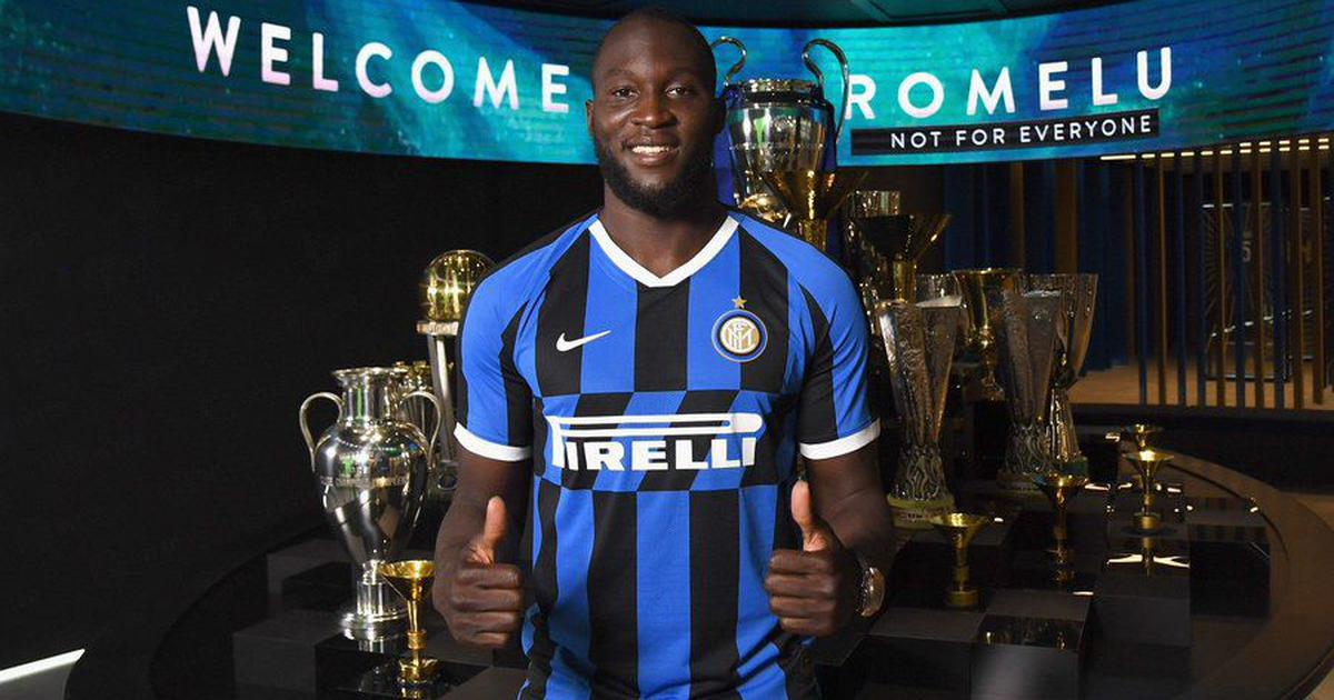 Football: Romelu Lukaku completes long-awaited move to Inter Milan from Manchester United