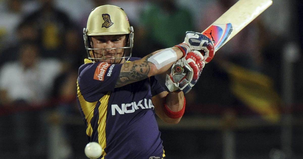 Former New Zealand captain Brendon McCullum appointed as Kolkata Knight Riders' head coach