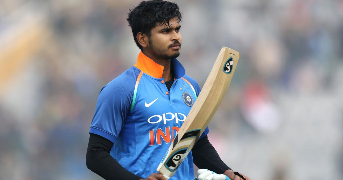 Shreyas Iyer has evolved, can be the solution to India's No 4 worries: Chief selector MSK Prasad