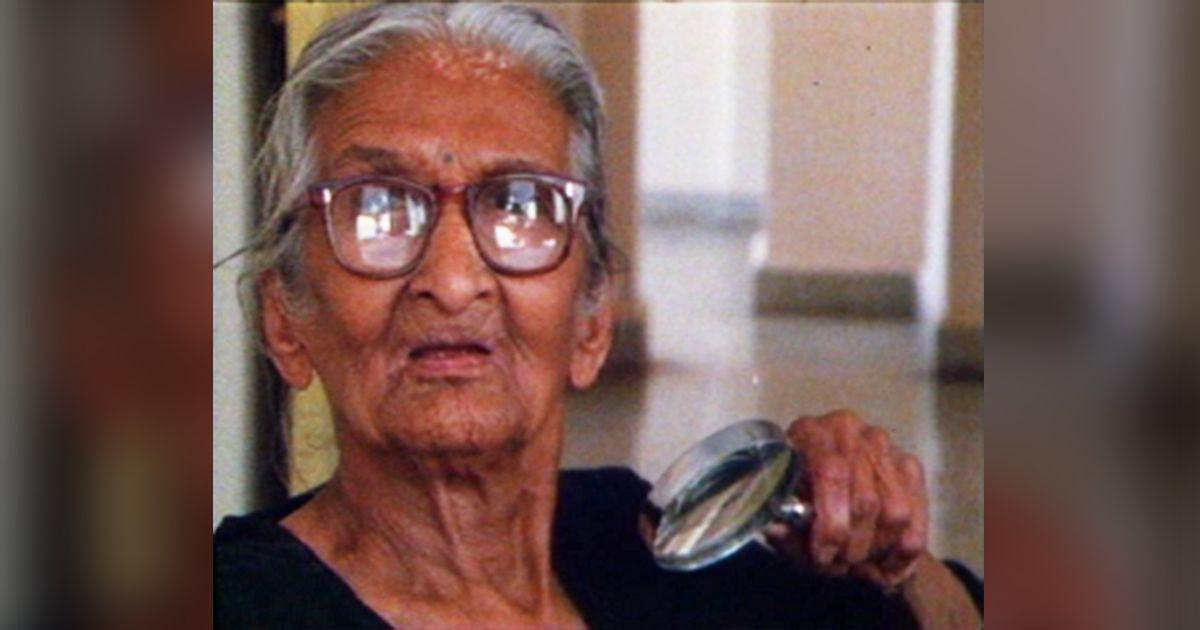 Classic documentary 'Kamlabai' is a beguiling portrait of one of India's first film actresses