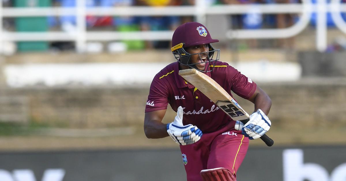 West Indies' Nicholas Pooran handed four-match suspension as ball tampering footage goes viral