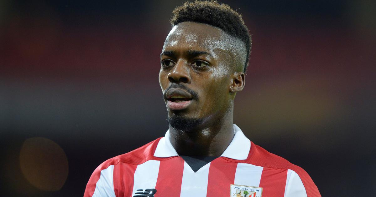 Inaki Williams pens new nine-year contract with Athletic Bilbao amid Manchester United links