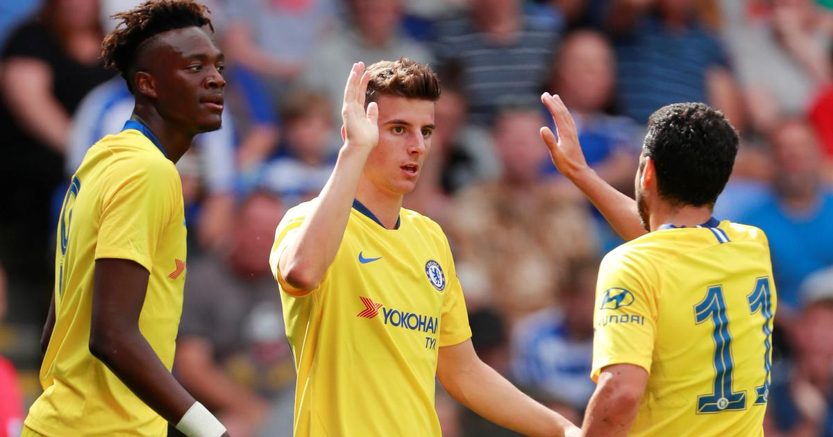 We trust in them: Azpilicueta defends Abraham, Mount after Mourinho takes dig at Chelsea youngsters