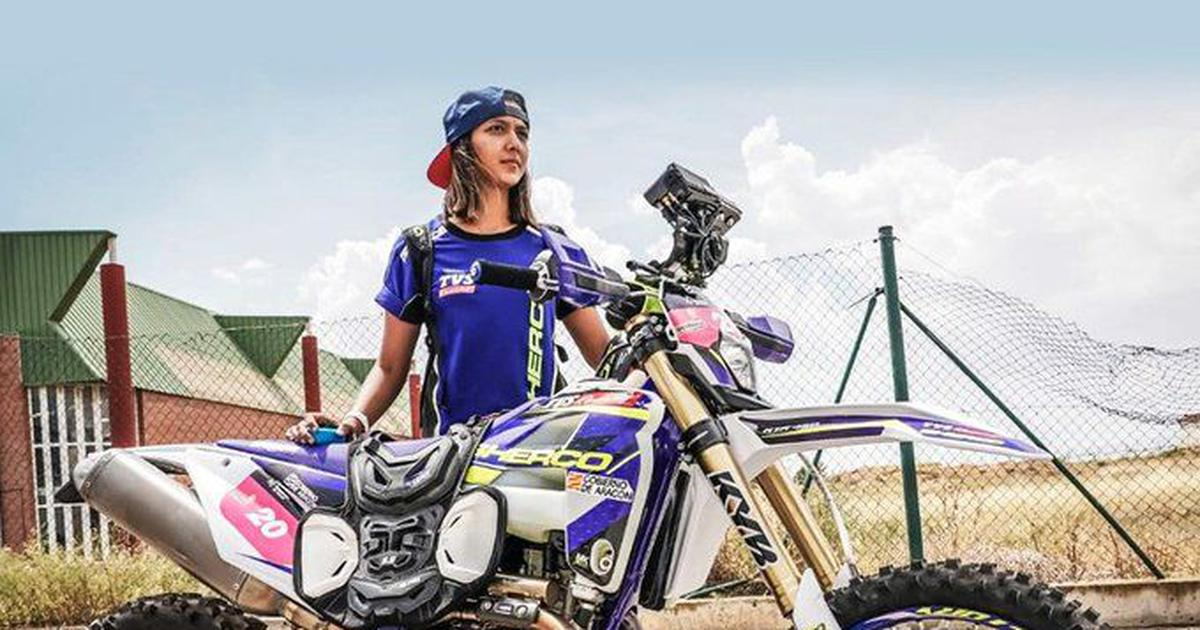 Aishwarya Pissay claims women's FIM World Cup, becomes first Indian to win a motorsport world title