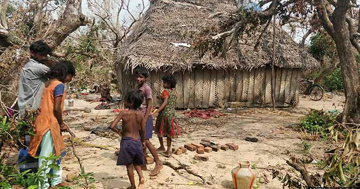 Despite being hit hardest by natural disasters, landless Dalits are the last to get relief