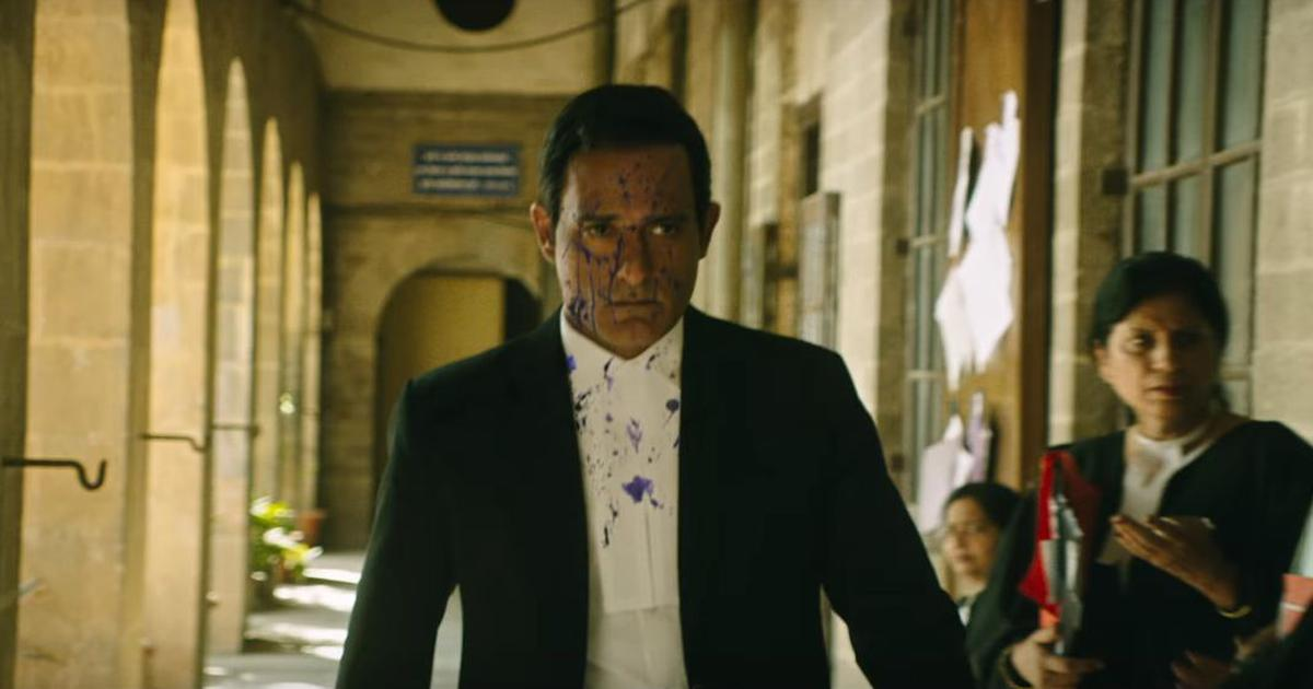 Section 375 trailer: Akshay Khanna and Richa Chadda are lawyers fighting over a rape case