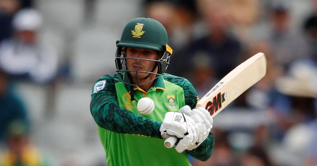 De Kock named T20I captain as South Africa pick three new faces for India tour