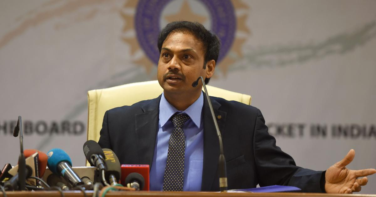End of MSK Prasad's tenure: BCCI invites applications for men's and women's teams selectors