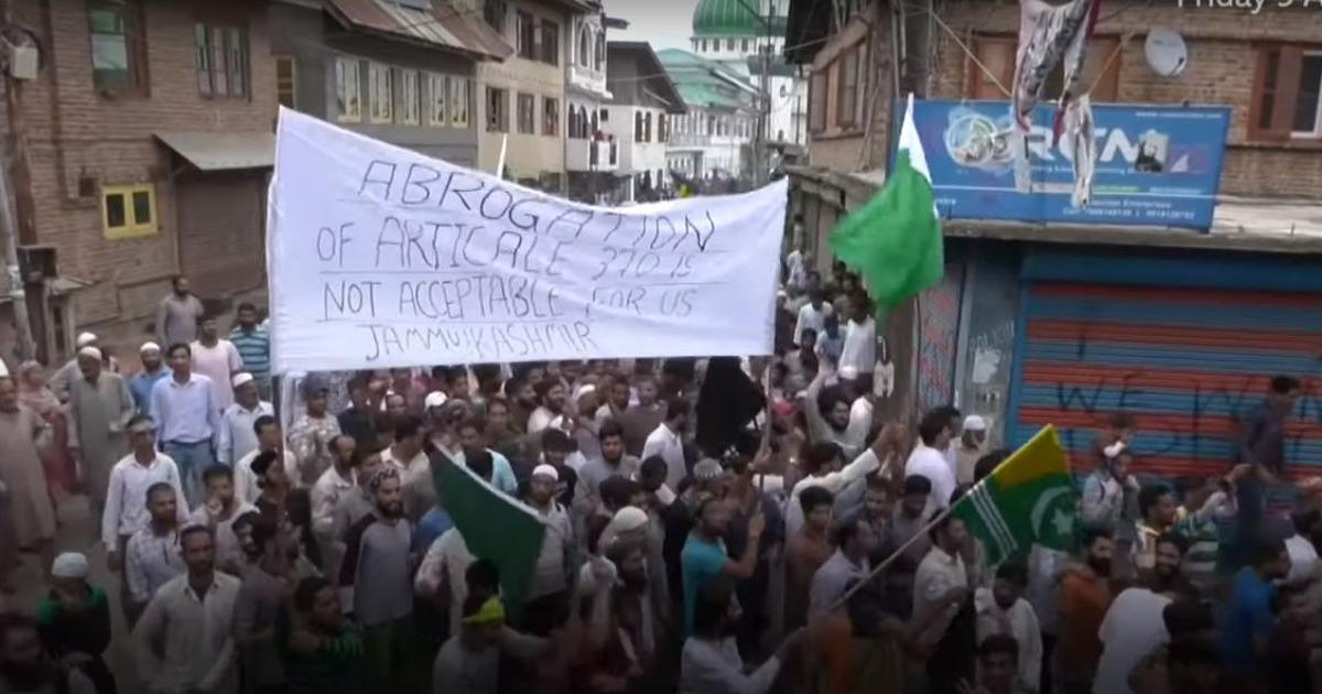 Fact check: Did BBC, Al Jazeera and Reuters fabricate reports about a large protest in Kashmir?